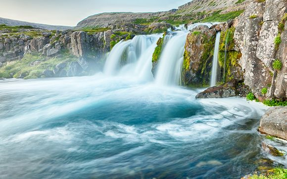 Circuit au coeur de l'Islande
