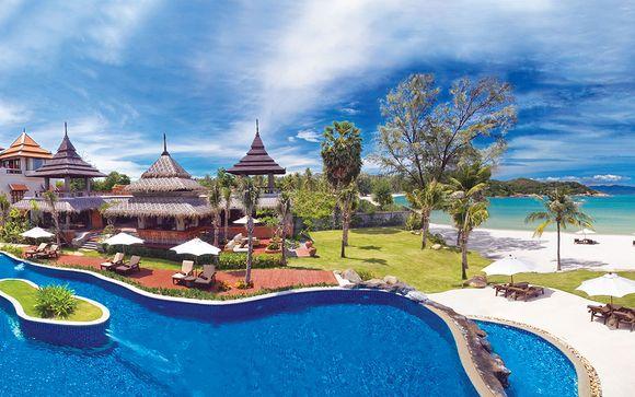Hôtel Royal Muang Samui 5*