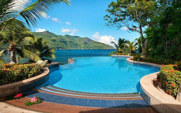 Combiné Hilton Seychelles Northolme & Labriz Resorts & Spa 5*