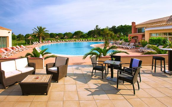 Hôtel Mas d'Huston Golf Resort & Spa 4*