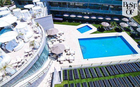 Apparthotel Four Elements Suites 4* - Salou - vente-privee - hotel - promo - vente-flash