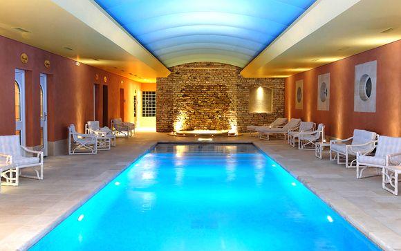 Auberge de Cassagne & Spa 5* - Avignon - vente-privee - hotel - promo - vente-flash