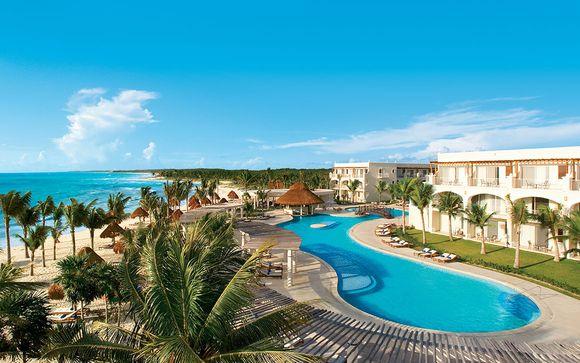 Mexique Tulum - Hôtel Dreams Tulum Resort & Spa 5* à partir de 750,00 € (750.00 EUR€)
