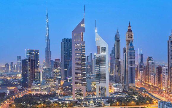 Emirats Arabes Unis Dubai - Hôtel Jumeirah Emirates Towers 5* à partir de 267,00 €