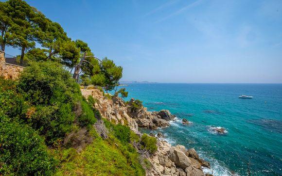 Espagne Sant Feliu de Guixols - Hôtel Cap Roig 4* à partir de 126,00 € (126.00 EUR€)