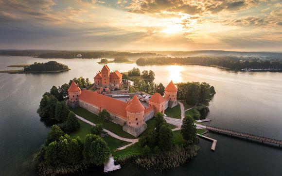 Circuit découverte des Pays Baltes en 8 jours et 7 nuits