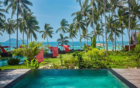 Kupu Kupu Beach Villas & Spa 5*
