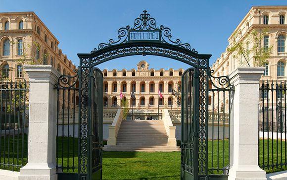 InterContinental Marseille - Hôtel Dieu 5*