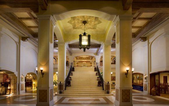 Poussez les portes de votre hôtel The Westin La Quinta Golf & Spa 5*