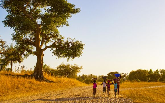 Circuit Au Pays des Baobabs avec ou sans extension au Royam 4*