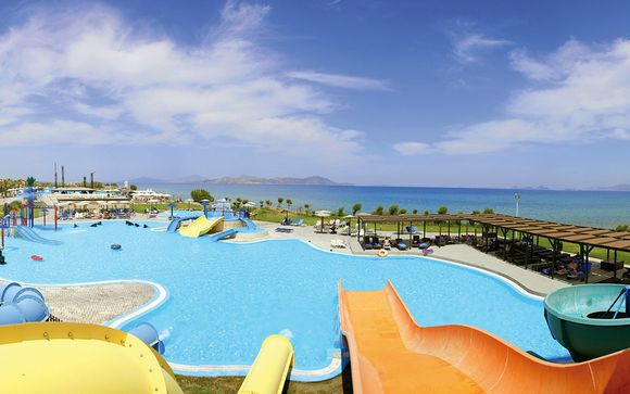 Top Clubs Marine Aquapark Resort 4*
