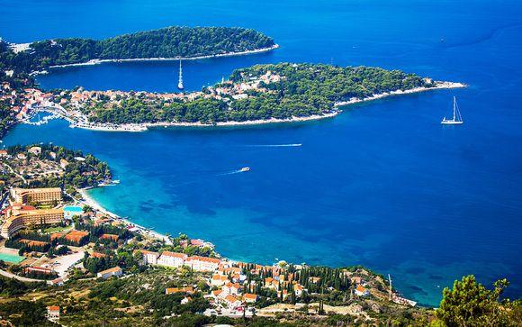 Croatie Cavtat - Hôtel Top Clubs Albatros 4* à partir de 699,00 €