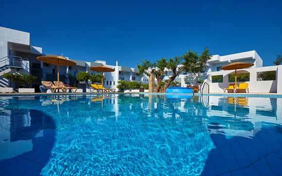 Vasia Ormos Hotel 4*