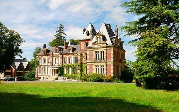Résidence Odalys - Le Château de Pretreville
