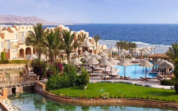 Radisson Blu Resort El Quseir 5* ou combiné Croisière