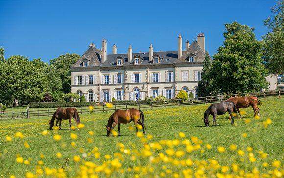 Château d'Ygrande 4*