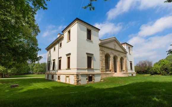 Hôtel La Barchessa di Villa Pisani 4*