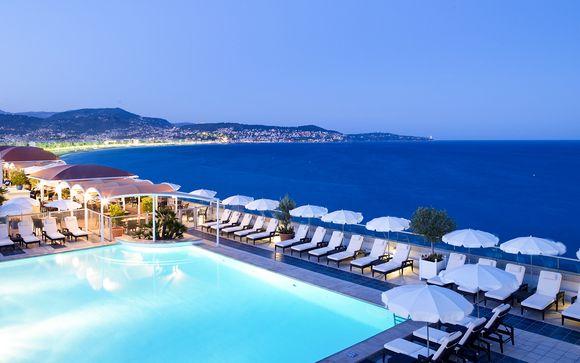Radisson Blu Hotel Nice 4*