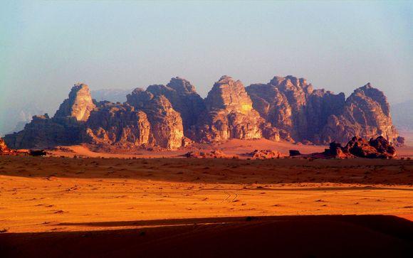 Zoom sur votre programme en 6 nuits en Jordanie