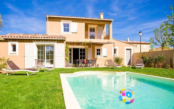 Estivel Les villas du Clos Savornin 4*
