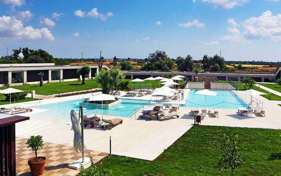 Italie Syracuse - Hôtel I Monasteri Golf Resort 4* à partir de 205,00 € (205.00 EUR€)
