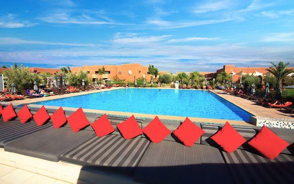 Maroc Marrakech - Hôtel Kenzi Club Agdal Medina 5* à partir de 155,00 € (155.00 EUR€)