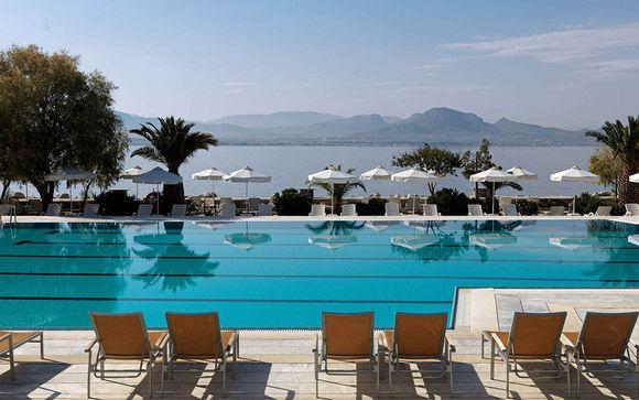 Wyndham Loutraki Poseidon Resort 5*