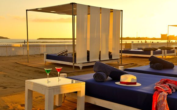 Medina Essaouira Hôtel Thalassa Sea & Spa - MGallery Collection 5*