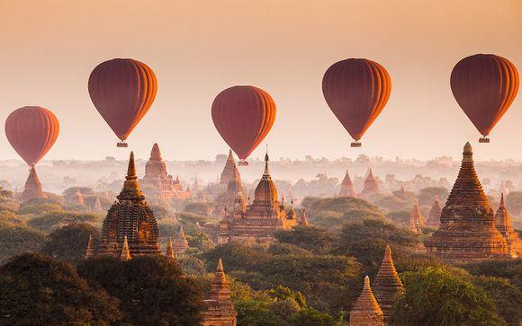 Envolée birmane entre culture et paysages intemporels