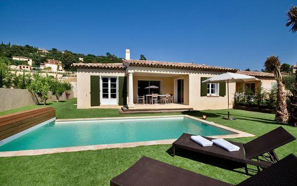 Une villa avec piscine, que demander de plus ?
