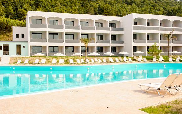Poussez les portes de l'hôtel Evita Village 4*