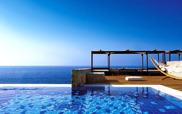 Escapade de luxe face à la mer