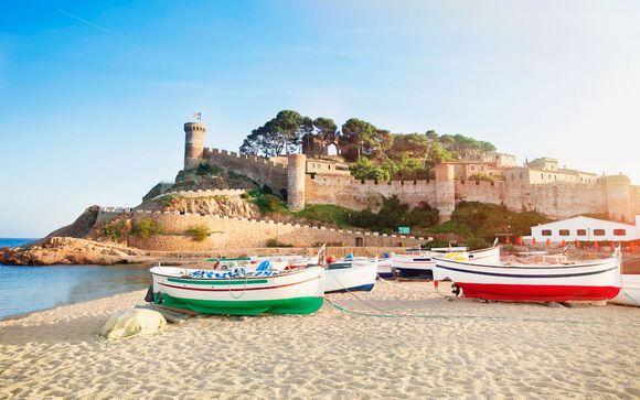 Hôtel mystère 4* à Tossa del Mar