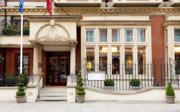 The Capital Hôtel 5*