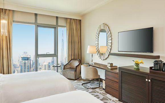 Hôtel Westin Dubai Al Habtoor City 5*