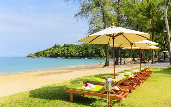 Hôtel The Briza Beach Resort 4*