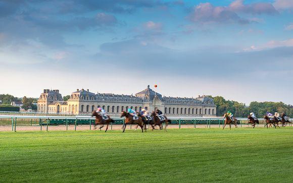 Rendez-vous... entre Paris et Chantilly