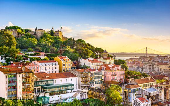 Portugal Lisbonne - Hôtel Santa Justa Lisboa 4* à partir de 113,00 € (113.00 EUR€)