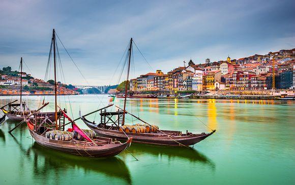 Portugal Porto - Hôtel Crowne Plaza Porto 5* à partir de 107,00 € (107.00 EUR€)