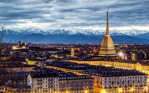 Italie Turin - Hôtel NH Lingotto Congress 4* à partir de 82,00 ?
