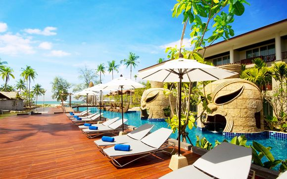 Kappa Club Thaï Beach Resort 5*
