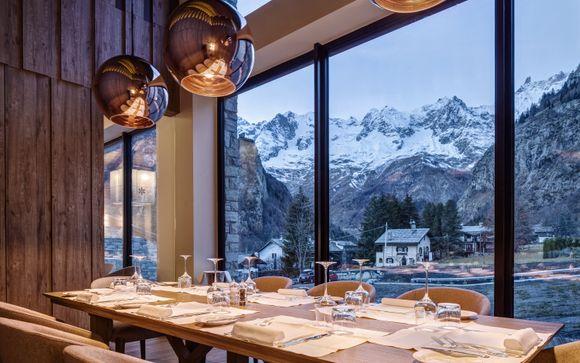 Grand Hôtel Courmayeur Mont Blanc 5*
