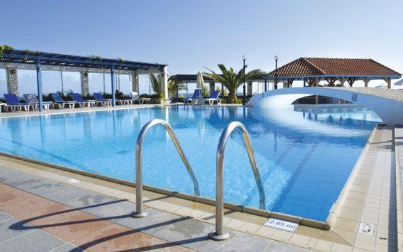 Poussez les portes de votre hôtel Annabelle Beach Resort 5*