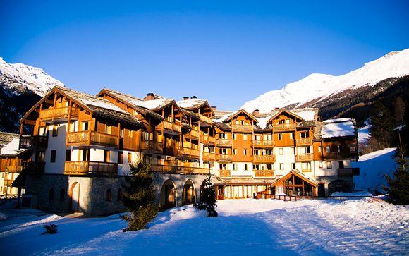 Résidence Hedena Les Alpages de Val Cenis 4*