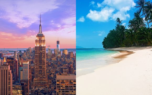 Combiné New York et Jamaïque en 4* et 5*