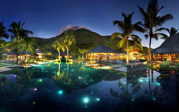 Hôtel Hilton Seychelles Labriz 5* et séjour possible à Dubai