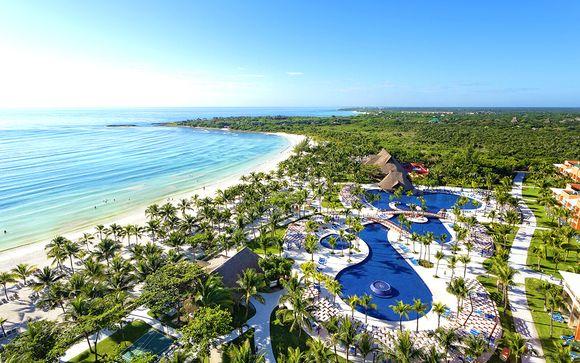 Hôtel Barcelo Maya Beach Resort 5* avec ou sans circuit Yucatan