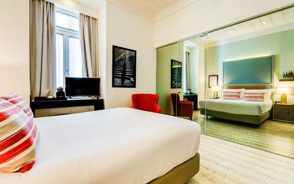 Poussez les portes de votre hôtel Vincci Baixa 4*