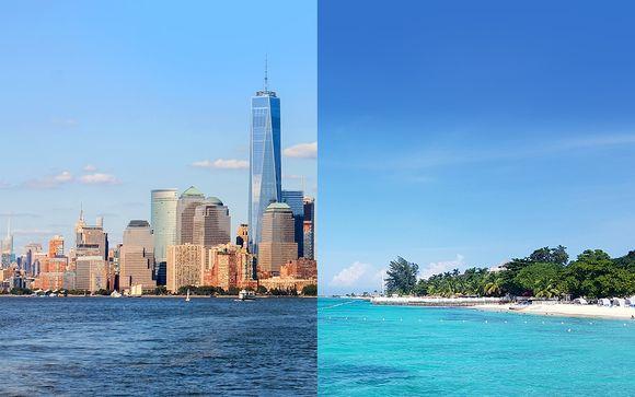 Combiné Grand Hyatt New York 4* et Sunscape Cove Montego Bay 4*