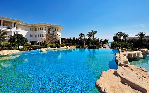 Hôtel Medina Belisaire & Thalasso 4*